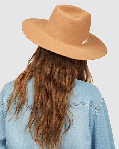3 Wrangler Rancher Hat Yellow 6613324 Billabong