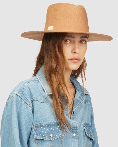 2 Wrangler Rancher Hat Yellow 6613324 Billabong