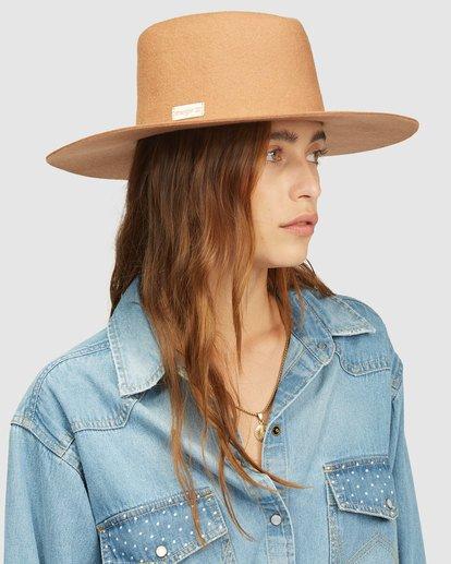 4 Wrangler Rancher Hat Yellow 6613324 Billabong