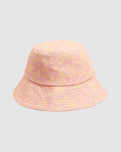 1 Hot Tropics Hat Orange 6613342 Billabong