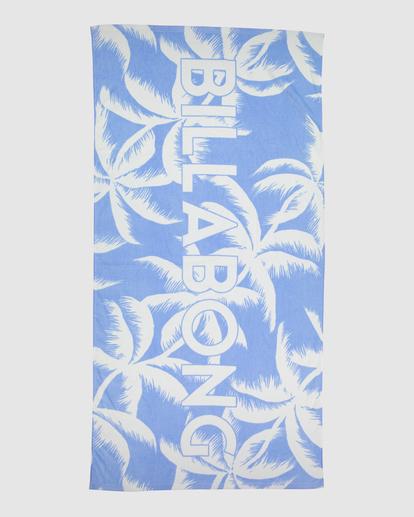 1 Oasis Towel Blue 6613723 Billabong