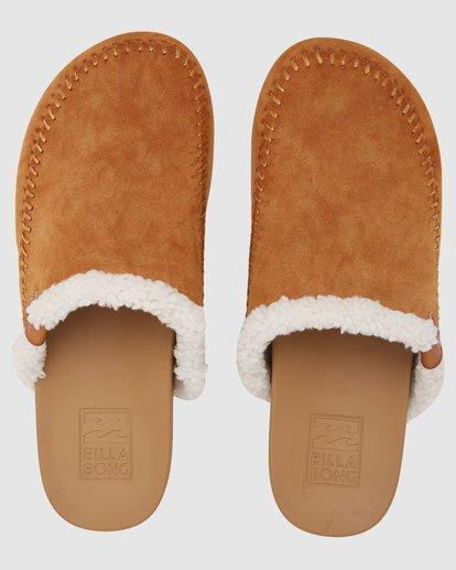 3 Cape Town Shoes Brown 6613874 Billabong