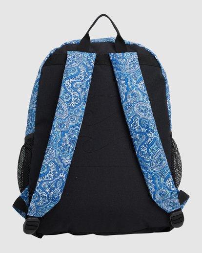 3 Wild Sun Tiki Backpack Blue 6617004 Billabong