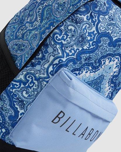 4 Wild Sun Tiki Backpack Blue 6617004 Billabong