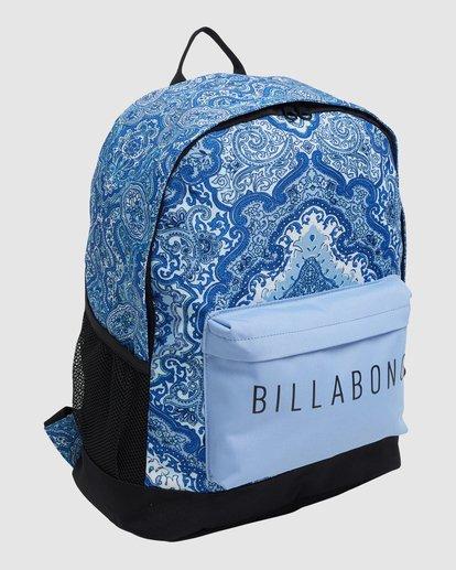 1 Wild Sun Tiki Backpack Blue 6617004 Billabong