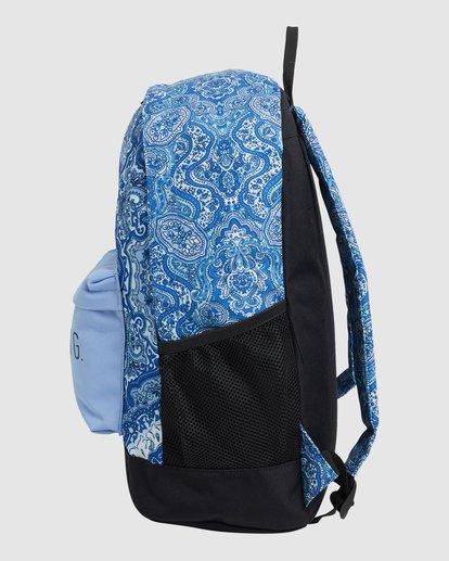 2 Wild Sun Tiki Backpack Blue 6617004 Billabong