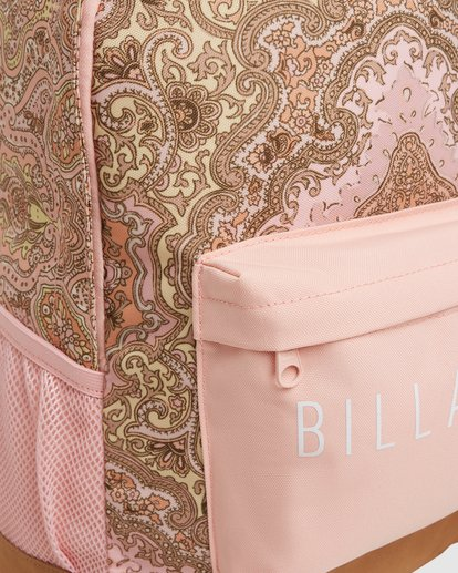 4 Wild Sun Tiki Backpack Pink 6617004 Billabong