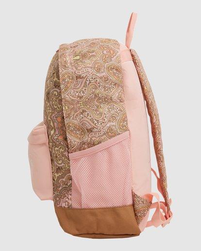 2 Wild Sun Tiki Backpack Pink 6617004 Billabong