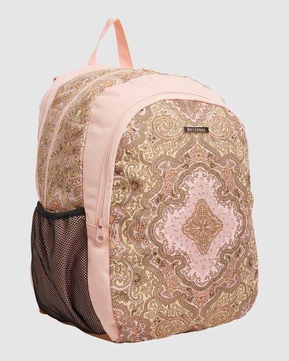 1 Wild Sun Mahi Backpack Pink 6617005 Billabong