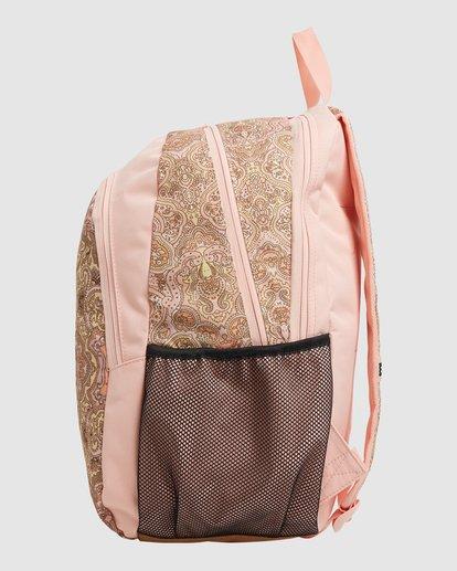 2 Wild Sun Mahi Backpack Pink 6617005 Billabong