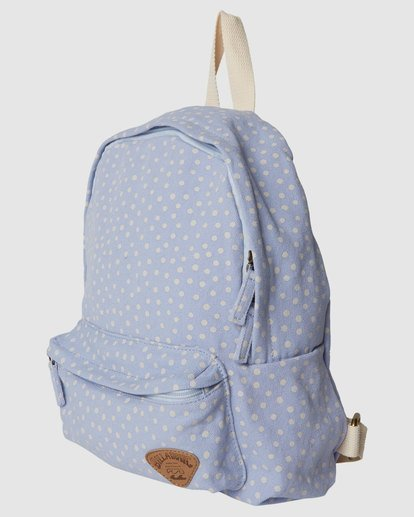 1 Mini Mama Backpack Blue 6617011 Billabong