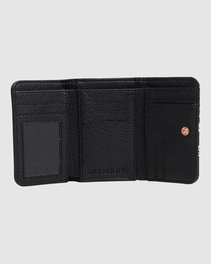 3 Shallows Wallet Black 6617201 Billabong