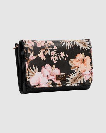 1 Shallows Wallet Black 6617201 Billabong
