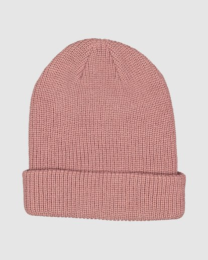 1 Everyday Beanie Purple 6617310 Billabong