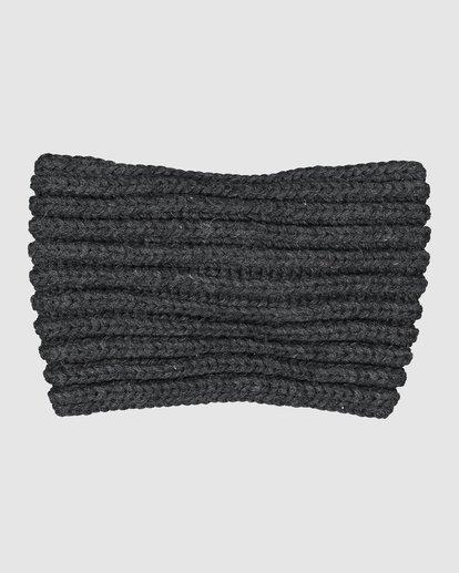 4 Aspen Headband Black 6617316 Billabong