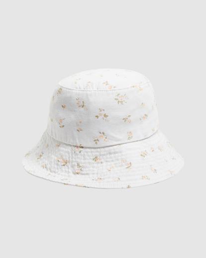 2 Still Single Bucket Hat White 6617321 Billabong