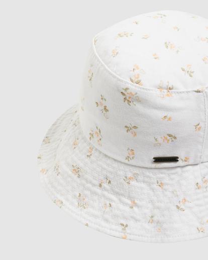 3 Still Single Bucket Hat White 6617321 Billabong