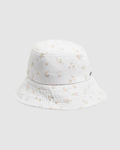 0 Still Single Bucket Hat White 6617321 Billabong
