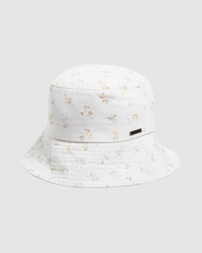 1 Still Single Bucket Hat White 6617321 Billabong