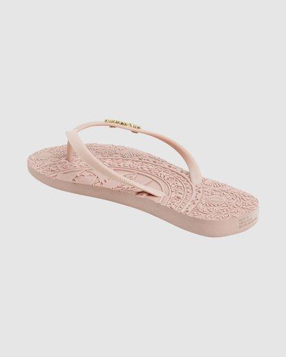 1 Crystal Skies Thongs Pink 6617805 Billabong