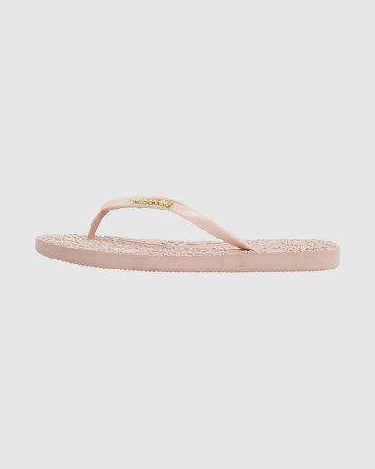 3 Crystal Skies Thongs Pink 6617805 Billabong