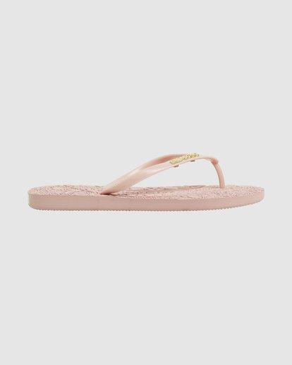2 Crystal Skies Thongs Pink 6617805 Billabong