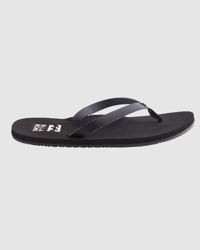 2 Shore Breakerz Sandals Black 6617821 Billabong