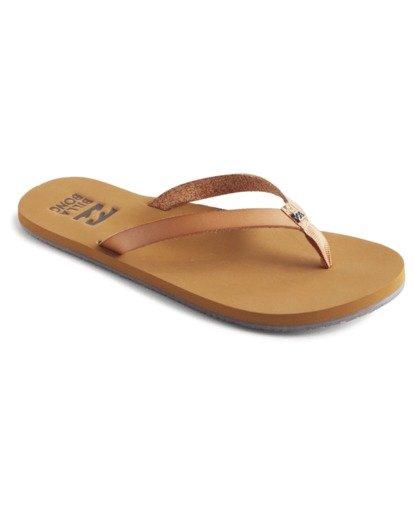 1 Shore Breakerz Sandals Beige 6617821 Billabong