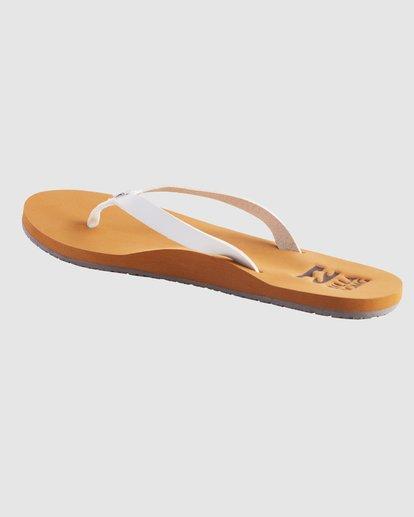 1 Shore Breakerz Sandals White 6617821 Billabong