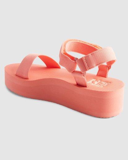 1 Kari On Sandals Orange 6617824 Billabong