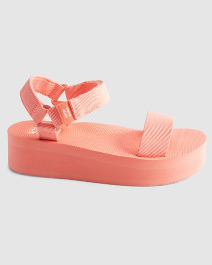 2 Kari On Sandals Orange 6617824 Billabong