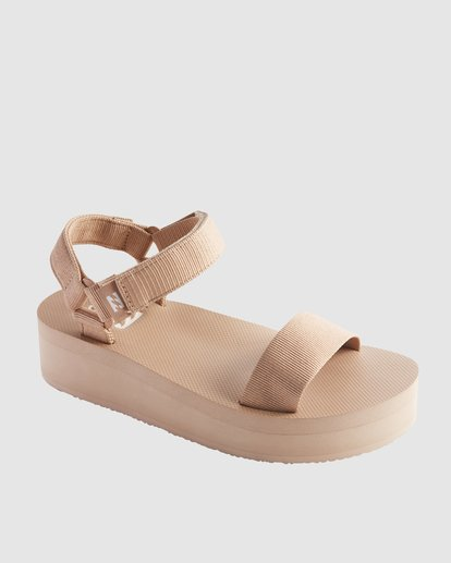 2 Kari On Sandals Beige 6617824 Billabong