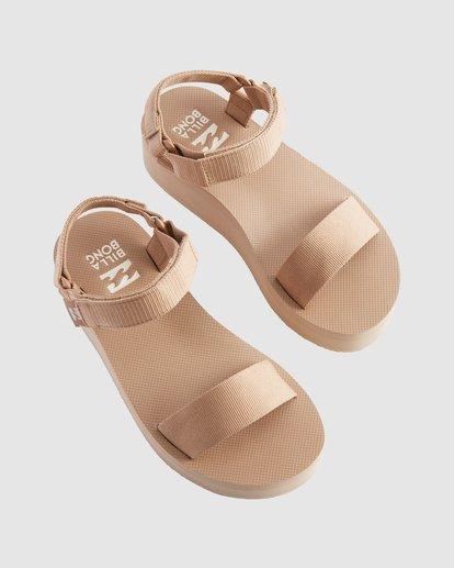 5 Kari On Sandals Beige 6617824 Billabong