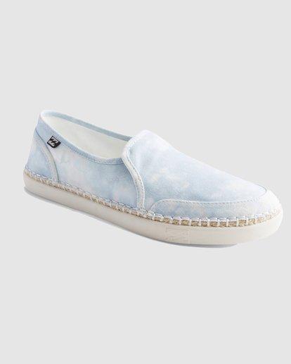1 Del Sol Shoes Blue 6617874 Billabong