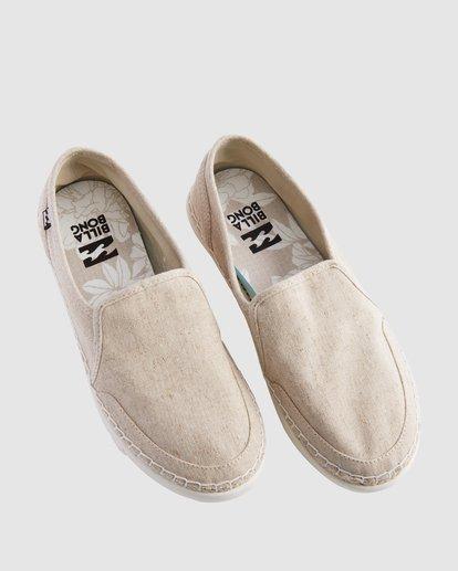 3 Del Sol Shoes Beige 6617880 Billabong