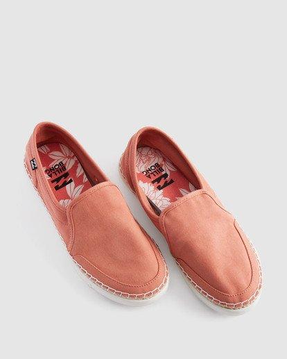 2 Del Sol Shoes Orange 6617880 Billabong