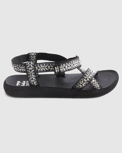 2 Acapulco Fashion Sandal Black 6618801 Billabong