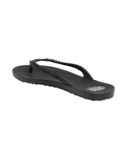 1 Kick Back Solid Thongs Black 6661856 Billabong