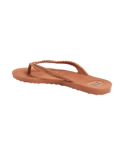 1 Kick Back Solid Thongs Brown 6661856 Billabong