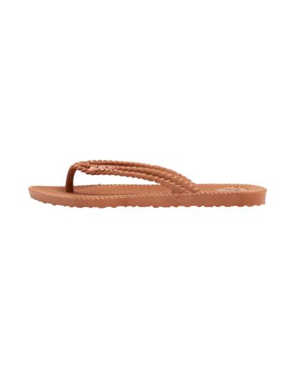 3 Kick Back Solid Thongs Brown 6661856 Billabong