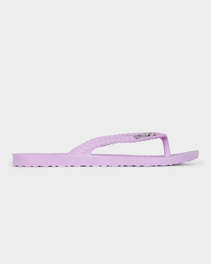2 Kick Back Solid Thongs Purple 6661856 Billabong