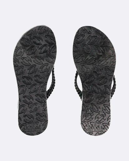 4 Kick Back Thongs Black 6661856 Billabong