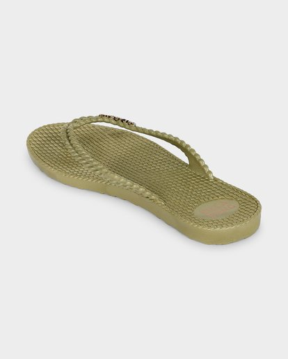 2 Kick Back Thongs Green 6661856 Billabong