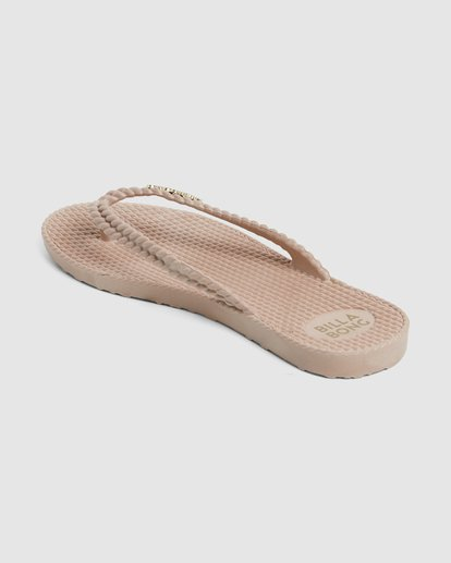 2 Kick Back Solid Thongs Beige 6661856 Billabong