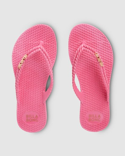 0 Kick Back Thongs Pink 6661856 Billabong