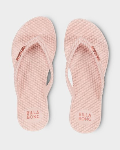 0 Kick Back Thongs Beige 6661856 Billabong