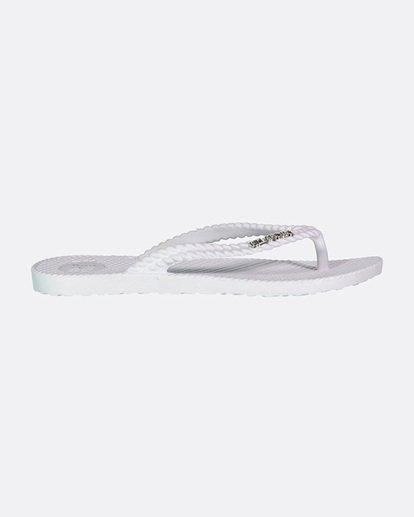 1 Kick Back Thongs White 6661856 Billabong