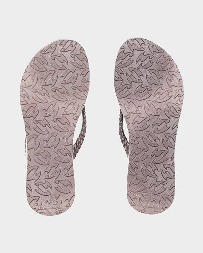 2 KICK BACK THONGS Brown 6661858 Billabong