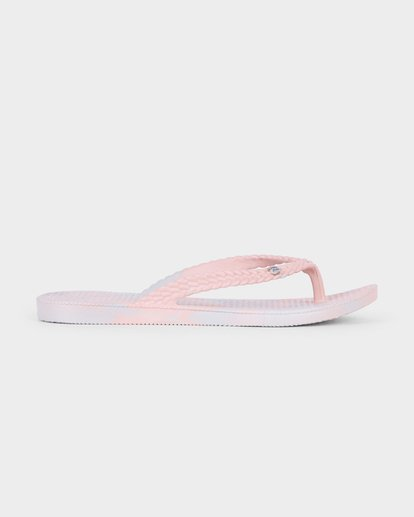 3 Summer Dazed Marble Thongs Green 6671801 Billabong