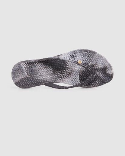 5 Summer Dazed Marble Thongs Grey 6671801 Billabong